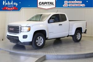 2017 GMC Canyon 2WD Extended Cab *3.6L V6-Rhino Liner-Trailering