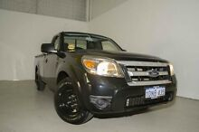 2010 Ford Ranger PK XL Black 5 Speed Manual Utility Edgewater Joondalup Area Preview