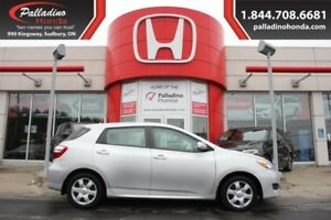 2010 Toyota Matrix XR - PERFECT SIZE AND FUN TO DRIVE -