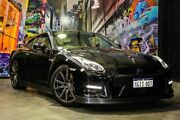 2014 Nissan GT-R R35 MY15 Premium DCT AWD Black 6 Speed Sports Automatic Dual Clutch Coupe Perth Perth City Area Preview