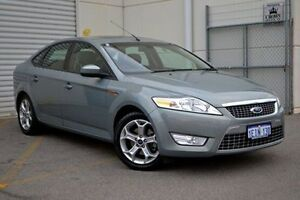 2007 Ford Mondeo MA TDCi Silver 6 Speed Sports Automatic Hatchback Midland Swan Area Preview