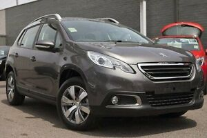 2015 Peugeot 2008 A94 Active Grey 4 Speed Sports Automatic Wagon Dandenong Greater Dandenong Preview