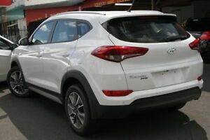 2017 Hyundai Tucson TL MY18 Active X 2WD White 6 Speed Manual Wagon