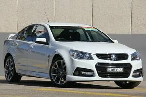 2013 Holden Commodore VF SS-V White 6 Speed Automatic Sedan Wolli Creek Rockdale Area Preview