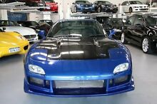 2002 Mazda RX7 FD RS Blue 5 Speed Manual Coupe Beckenham Gosnells Area Preview