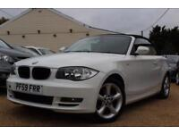 2010 59 BMW 1 SERIES 2.0 118I SPORT 2D 141 BHP