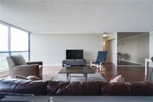 Almost 1500 Sqft, 2+1 Bedrooms, Beautifully Updated