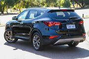 2018 Hyundai Santa Fe DM5 MY18 Active X 2WD Black 6 Speed Sports Automatic Wagon Rockingham Rockingham Area Preview