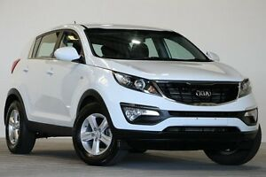 2015 Kia Sportage SL Series 2 MY15 SI (FWD) White 6 Speed Automatic Wagon Coopers Plains Brisbane South West Preview