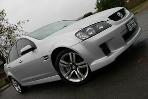 2008 Holden Commodore Silver Sports Automatic Sedan Adelaide CBD Adelaide City Preview