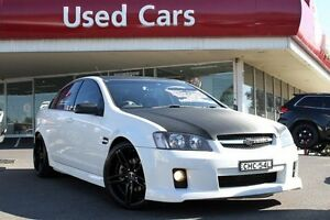 2010 Holden Commodore VE MY10 SS White 6 Speed Sports Automatic Sedan Liverpool Liverpool Area Preview