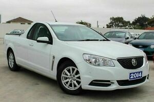 2014 Holden Ute White Sports Automatic Utility Dandenong Greater Dandenong Preview