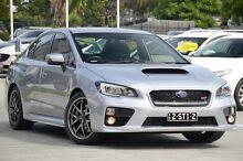 2015 Subaru WRX V1 MY15 STI Premium Ice Silver 6 Speed Manual Sedan Toowong Brisbane North West Preview
