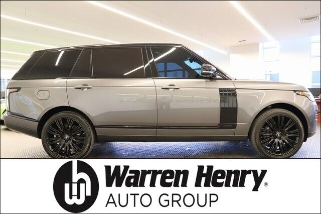 Image 5 Voiture Américaine d'occasion Land Rover Range Rover 2019