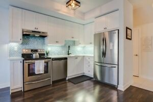 Newly Built Stacked Townhouse(1246 Sq Ft) In The Heart Of Mimico