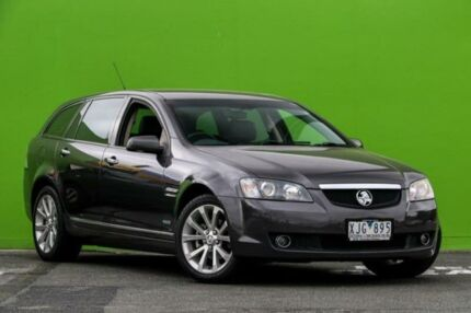 2009 Holden Calais VE MY10 V Sportwagon Grey 6 Speed Sports Automatic Wagon