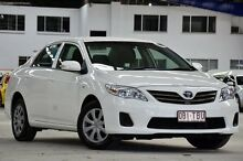 2013 Toyota Corolla ZRE152R MY11 Ascent White 4 Speed Automatic Sedan Coopers Plains Brisbane South West Preview