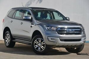 2015 Ford Everest UA Trend Silver 6 Speed Sports Automatic Wagon Blacktown Blacktown Area Preview