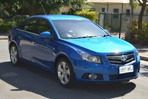 2010 Holden Cruze JG CDX Blue 5 Speed Manual Sedan Norwood Norwood Area Preview