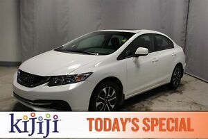 2013 Honda Civic Sdn LX Heated Seats,  Back-up Cam,  Bluetooth,