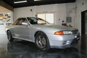 1994 Nissan Skyline BNR32 GT-R Silver 5 Speed Manual Coupe East Perth Perth City Area Preview