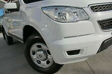 2015 Holden Colorado RG MY16 LS Crew Cab White 6 Speed Manual Utility Pennant Hills Hornsby Area Preview