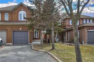 Wonderful Opportunity To Own In Lisgar l Semi For Sale