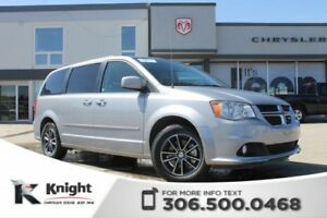 2017 Dodge Grand Caravan SXT Premium Plus - DVD - Navigation
