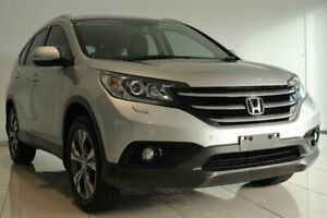 2013 Honda CR-V RM VTi-L 4WD Silver 5 Speed Automatic Wagon Strathmore Heights Moonee Valley Preview