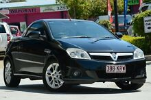 2005 Holden Tigra XC Black 5 Speed Manual Convertible Kippa-ring Redcliffe Area Preview