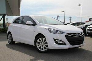2014 Hyundai i30 White Sports Automatic Hatchback St James Victoria Park Area Preview