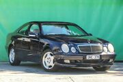 2000 Mercedes-Benz CLK320 C208 Elegance Blue 5 Speed Automatic Coupe Ringwood East Maroondah Area Preview