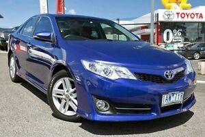 2013 Toyota Camry ASV50R Atara S Blue 6 Speed Sports Automatic Sedan Keysborough Greater Dandenong Preview