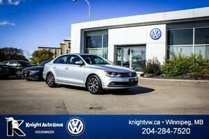 2015 Volkswagen Jetta Sedan Comfortline w/ Backup Camera