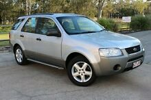 2006 Ford Territory SY TS Silver 4 Speed Auto Seq Sportshift Wagon Capalaba West Brisbane South East Preview
