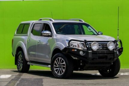 2015 Nissan Navara D23 ST-X Silver 6 Speed Manual Utility Ringwood East Maroondah Area Preview