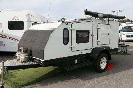 2016 DESERT BOX CAMPER TRAILER