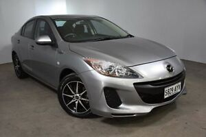 2013 Mazda 3 BL10F2 MY13 Neo Silver 6 Speed Manual Sedan Mount Gambier Grant Area Preview