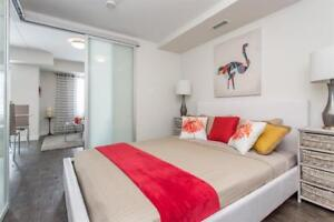 2 Bed – Condo-style suites w/ in-suite laundry & A/C. Call now