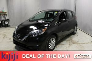 2017 Nissan Versa Note SV Heated Seats,  Back-up Cam,  Bluetooth
