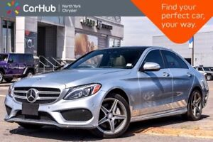 2015 Mercedes-Benz C-Class C 400 4Matic||Multi-Media.,Driver Ass