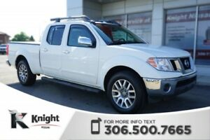 2013 Nissan Frontier SL 4X4! Command Start! Back Up Camera! Navi