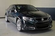 2014 Holden Commodore VF MY14 SS V Redline Green 6 Speed Manual Sedan Prospect Prospect Area Preview