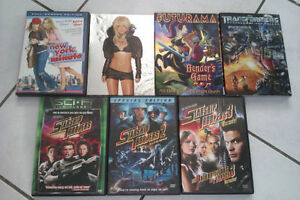 DC Comics Justice League Gods and Monsters DVD Movie Cambridge Kitchener Area image 9