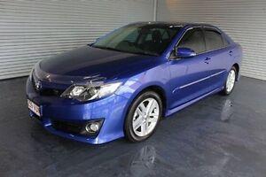 2015 Toyota Camry ASV50R Atara SX Blue 6 Speed Sports Automatic Sedan Parramatta Park Cairns City Preview