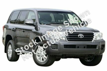 2014 Toyota Landcruiser VDJ200R MY13 GXL Grey 6 Speed Sports Automatic Wagon Balcatta Stirling Area Preview