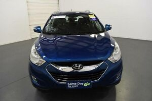 2011 Hyundai ix35 LM MY11 Elite (AWD) Blue Ocean 6 Speed Automatic Wagon Moorabbin Kingston Area Preview