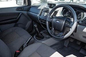 2014 Ford Ranger PX XL 4x2 White 5 Speed Manual Cab Chassis Maddington Gosnells Area Preview