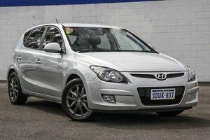 2011 Hyundai i30 FD MY11 SLX Silver 6 Speed Manual Hatchback Maddington Gosnells Area Preview
