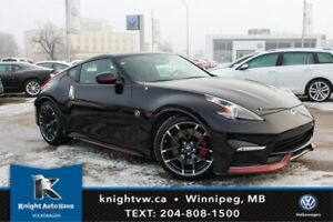 2018 Nissan 370Z Coupe NISMO EDITION w/ Winter Tires